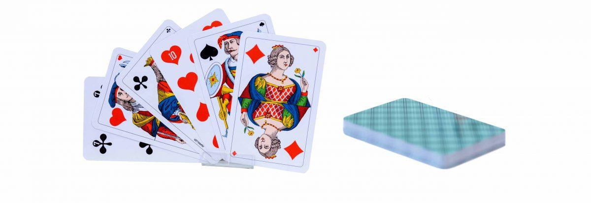 Piquetkarten Standard