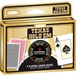 2 x Copag Texas hold'em PVC Jumbo Index | Art.-Nr.: 104006334201