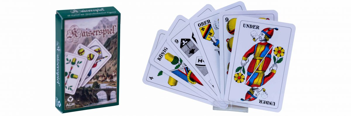 Kaiserspiel - das echte Innerschweizer Kartenspiel