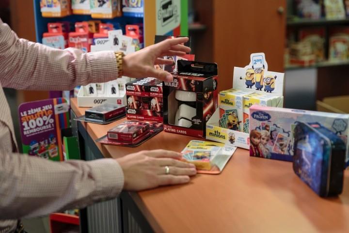 Spielkarten und Kartenspiel Lizenzen