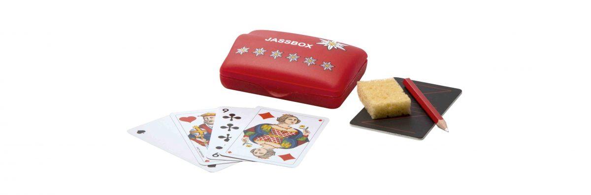 Jassbox Edelweiss Piquetkarten