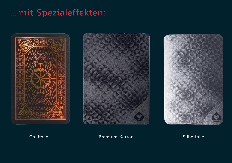 AGM Deluxe Werbe-Jasskarten