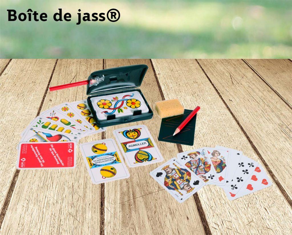 Boîte de jass®