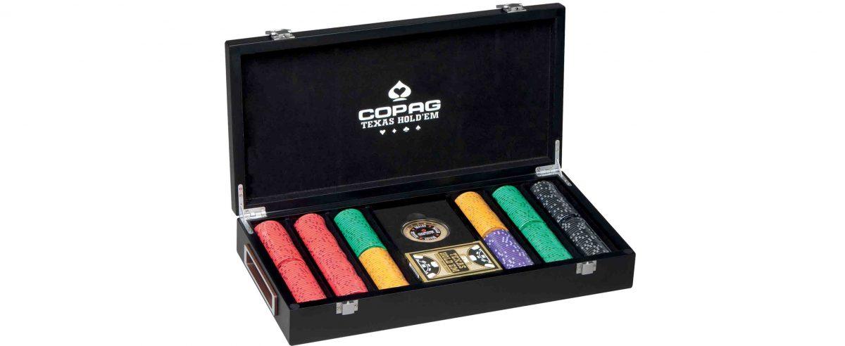 COPAG Poker Luxury Koffer