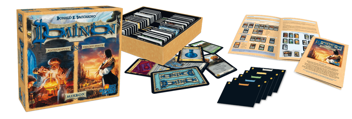DOMINION® Erweiterung Mixbox