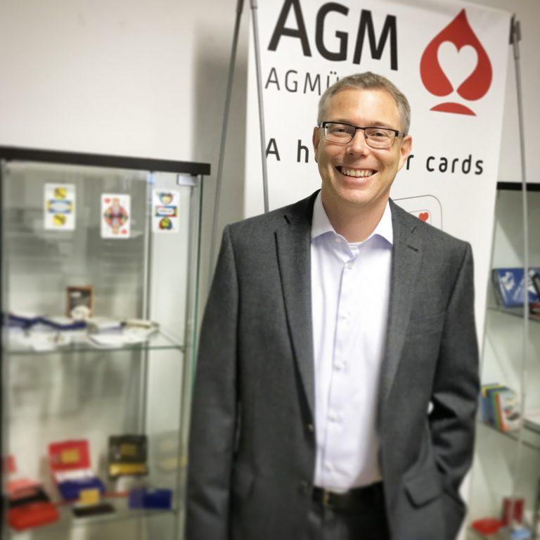 AGMüller Geschäftsleitung - Jasskarten mit werbeaufdruck