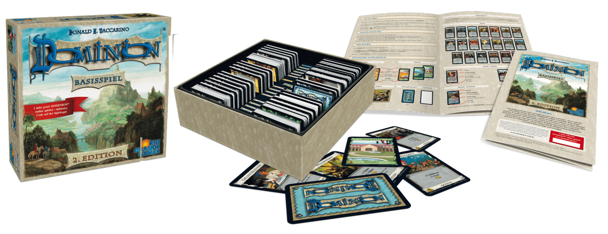 Dominion® Basisspiel 2. Edition