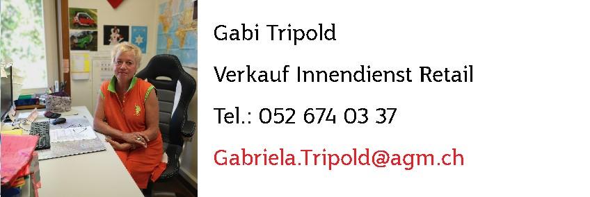 Gabi Tripold - Jasskarten für den Handel