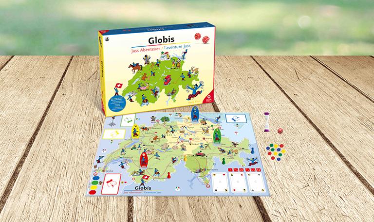 Globis Spiele-Abenteuer