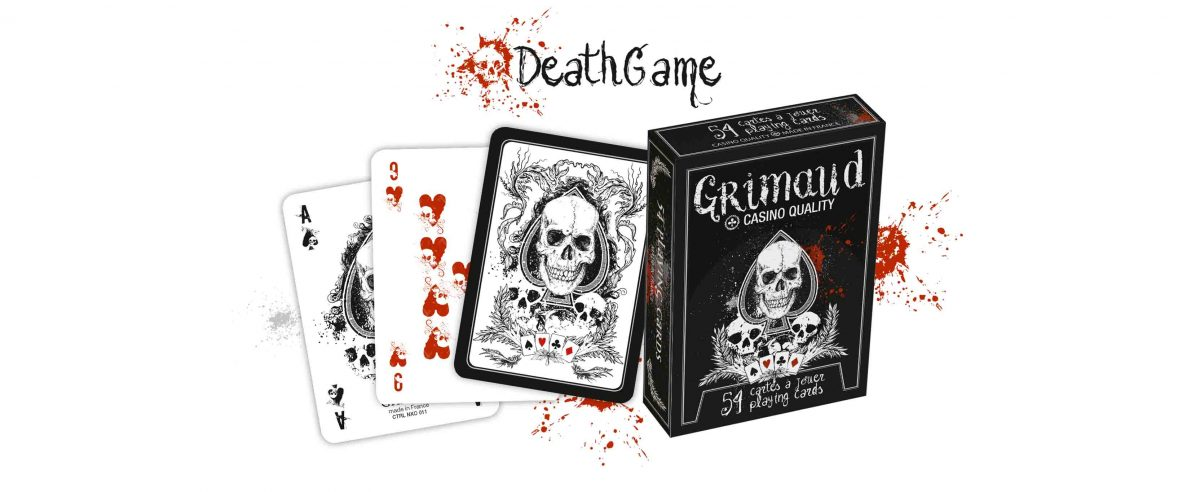 Grimaud Death Game Poker