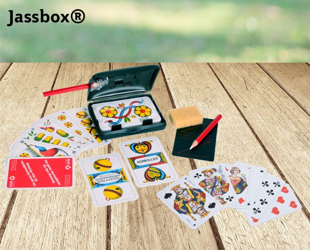 Jassbox®