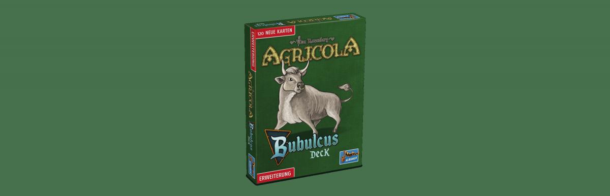 Lookout Spiele - Agricola Erweiterung Bubulcus