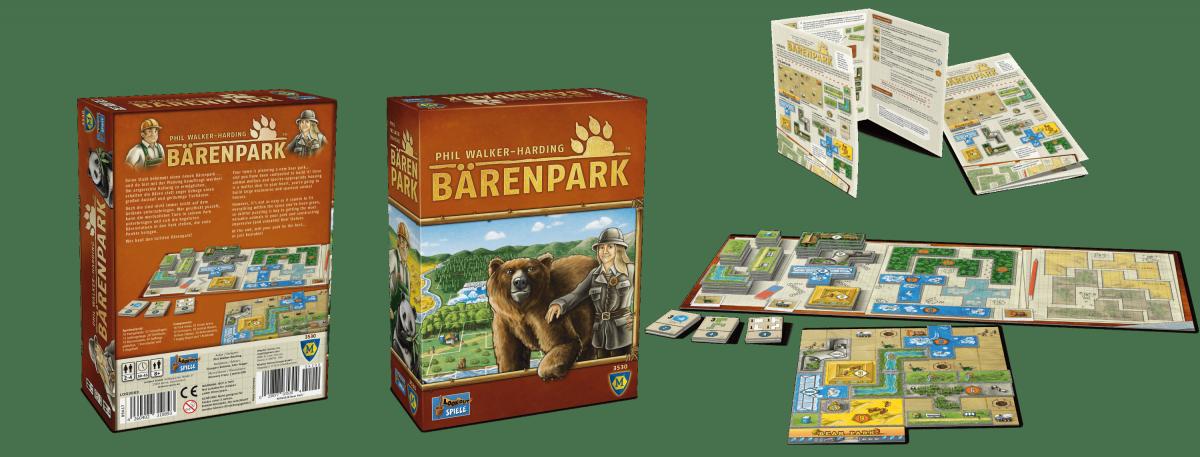 Lookout-Spiele-Bärenpark-