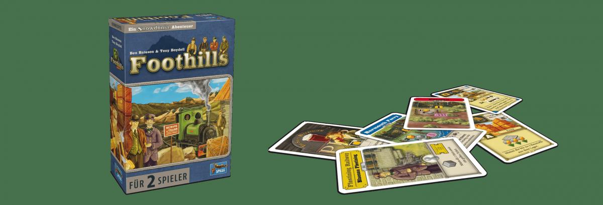 Lookout Spiele - Foothills-min