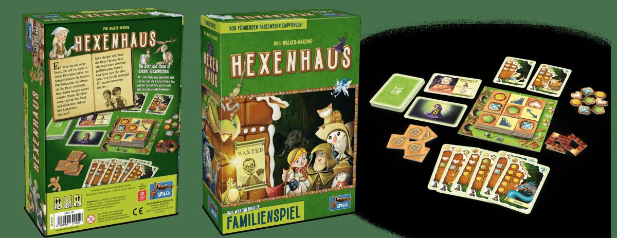 Lookout Spiele - Hexenhaus