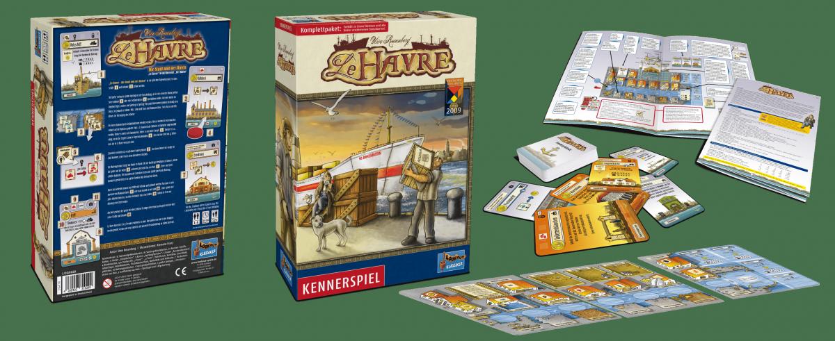 Lookout Spiele - Le Havre-min