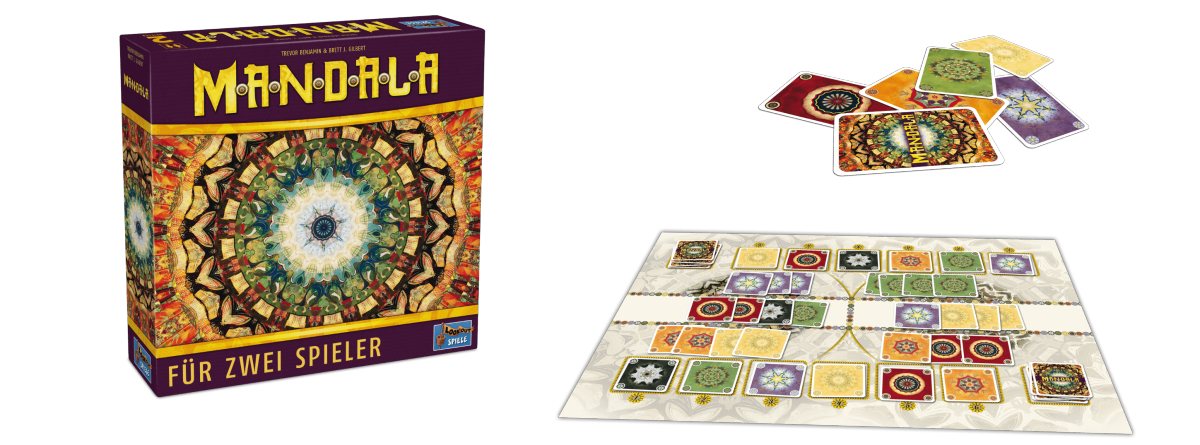 Lookout Spiele - Mandala-min