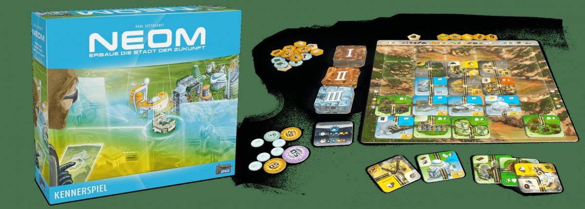 Lookout Spiele - Neom-min