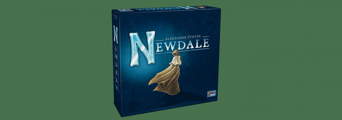 Lookout Spiele - Newdale Aufbruch in ein neues Tal-min