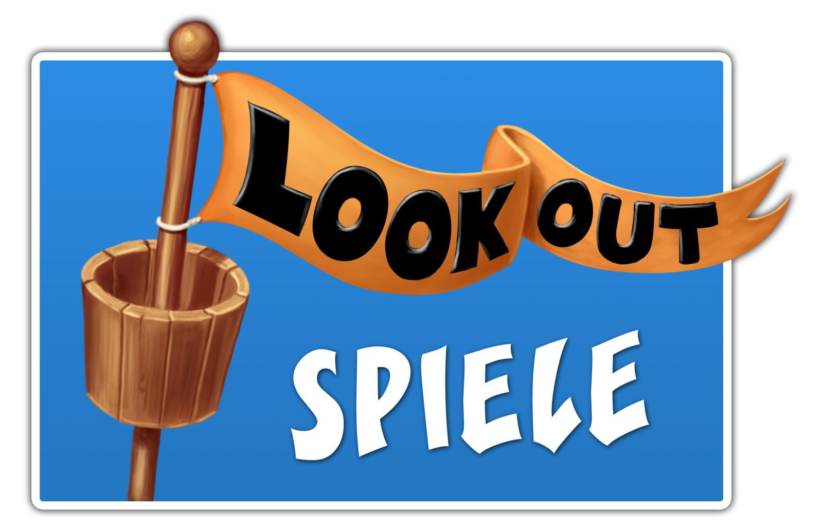 Lookout Spiele im Vertrieb durch die AGMüller in der Schweiz