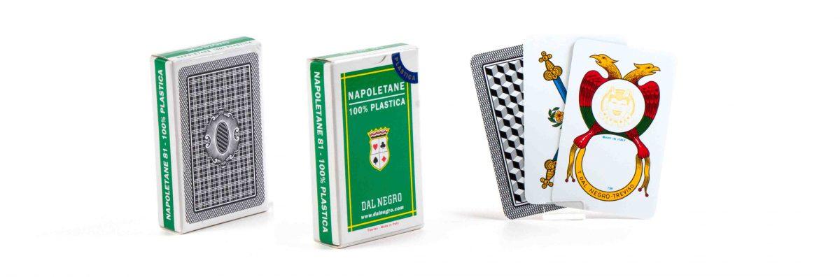 Napoletane Spielkarten Grün 1066013521
