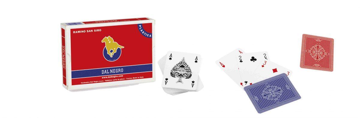 Ramino San Siro Spielkarten - 1066012500