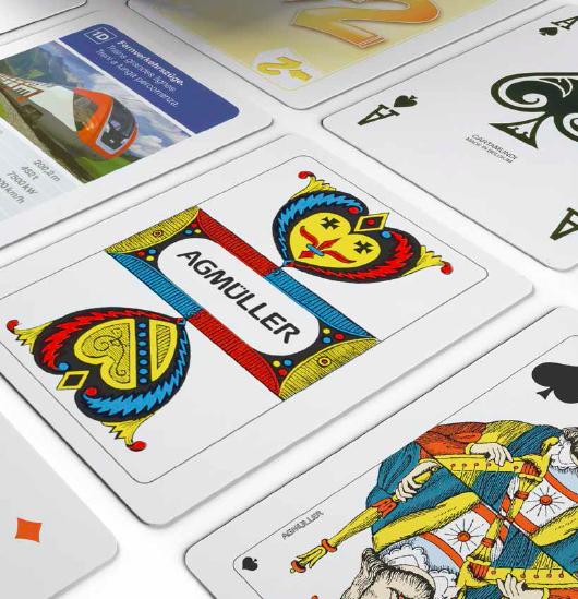 AGMüller Kartenspiel Bild