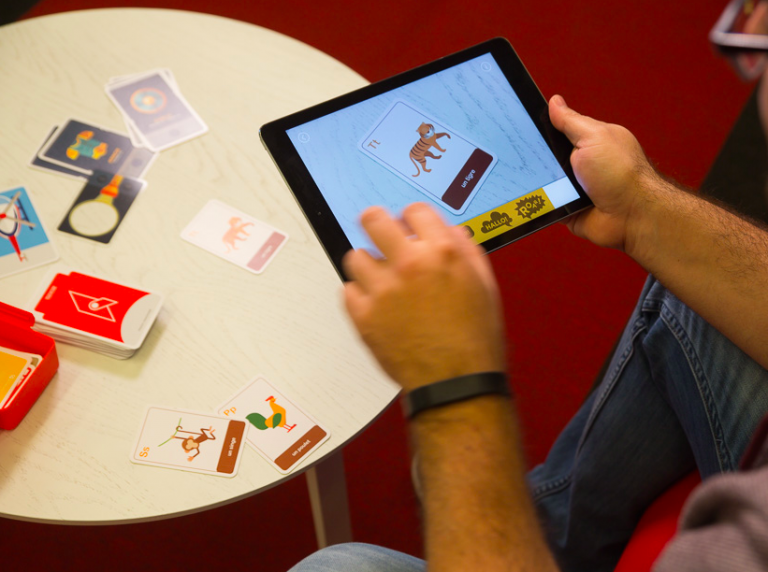 iCards Spielkarten mit App