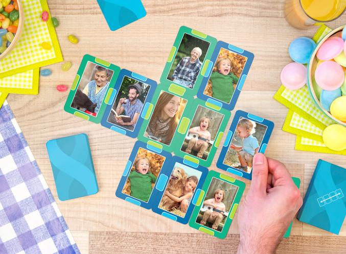 MyCards Kartenspiel mit foto