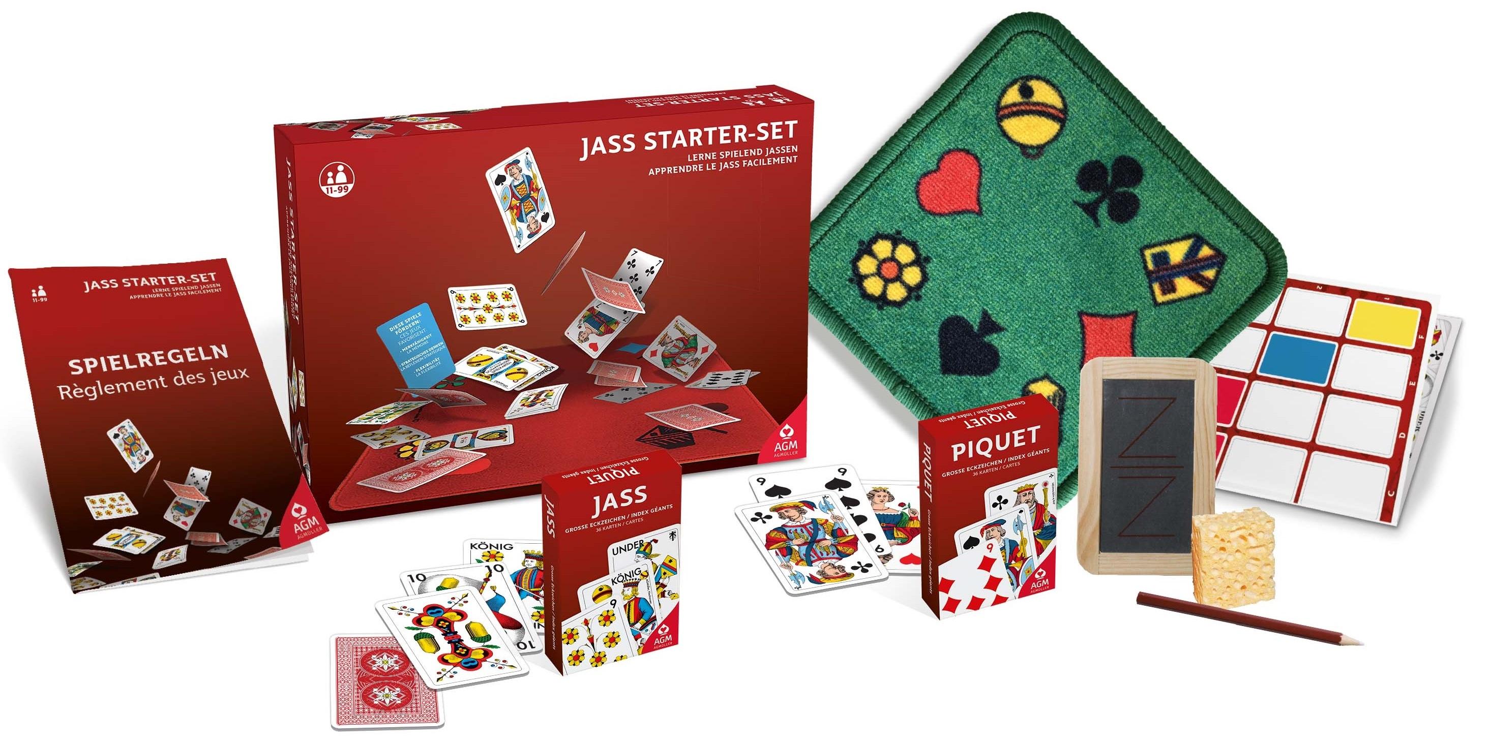 Jass Starter-Set