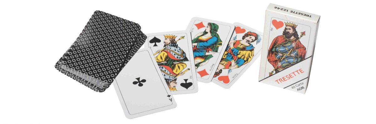 Tresette Spielkarten