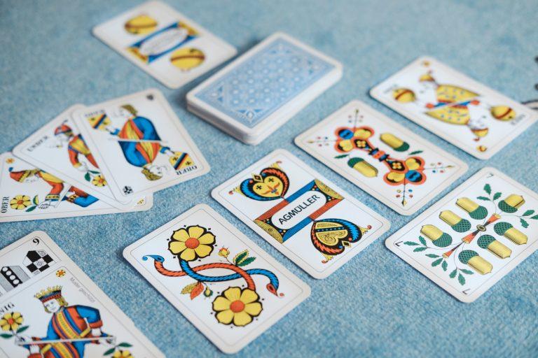 AGMüller Original Schaffhauser Jasskarten